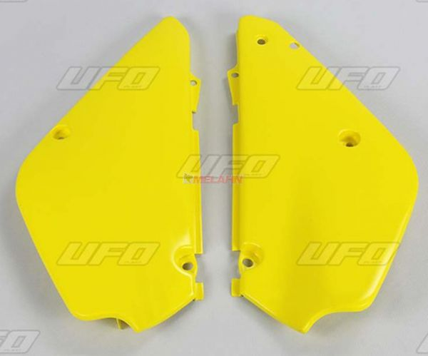 UFO Seitenteile (Paar) RM 85 00-, gelb2001