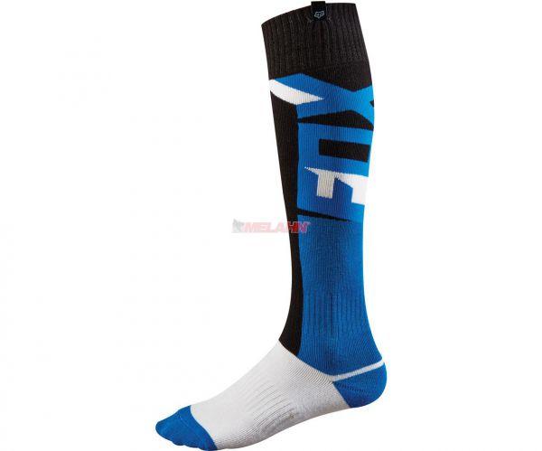 FOX Socke (Paar): FRI dünn, blau
