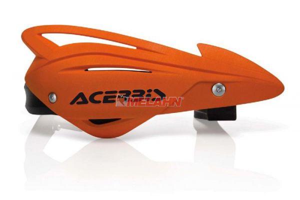 ACERBIS Handprotektor (Paar): Tri Fit, orange