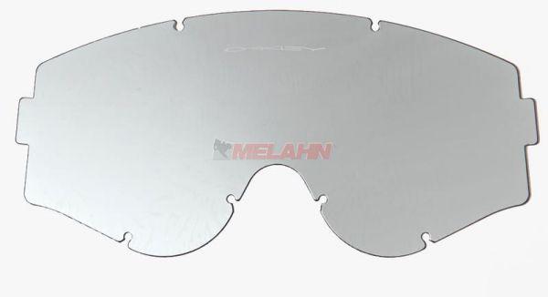OAKLEY Spiegelglas L-Frame, black iridium