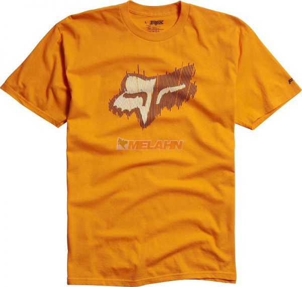 FOX T-Shirt: Second Shot, orange