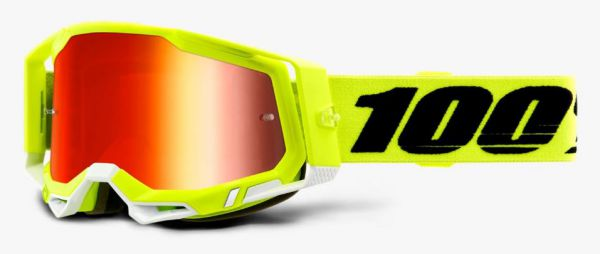 100% Brille: Racecraft 2 Fluo Yellow