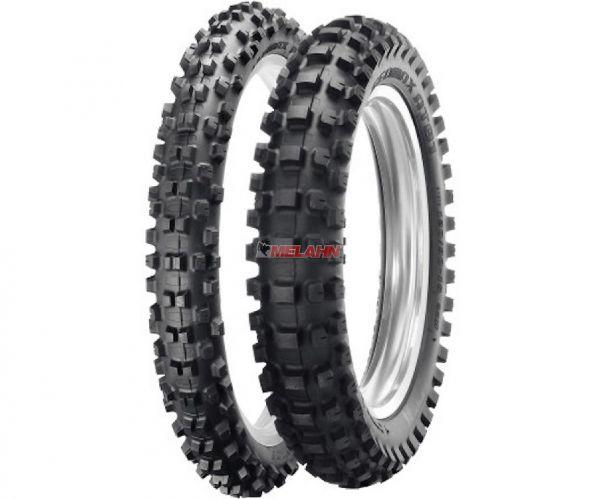 DUNLOP Reifen: AT-81, 90/90-21