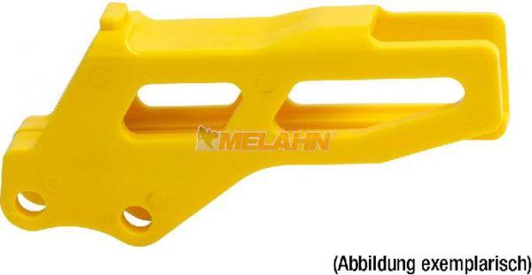 POLISPORT Kettenführung RM 125/250 99-09 / RMZ 250/450, gelb