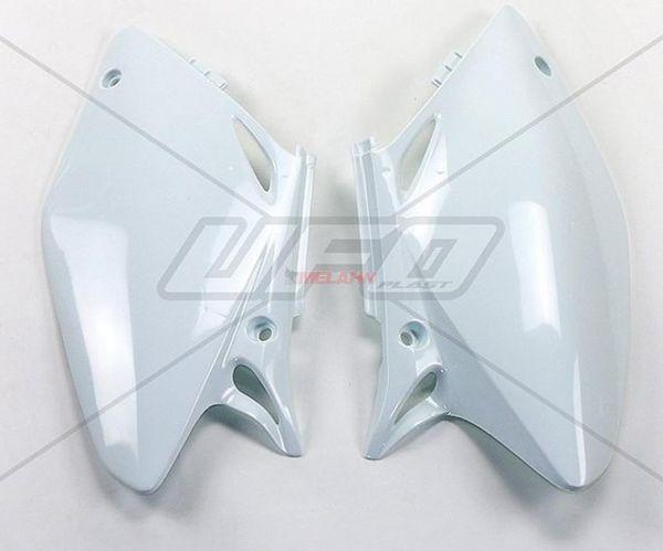 UFO Seitenteile (Paar) CRF 450 02-04, weiß