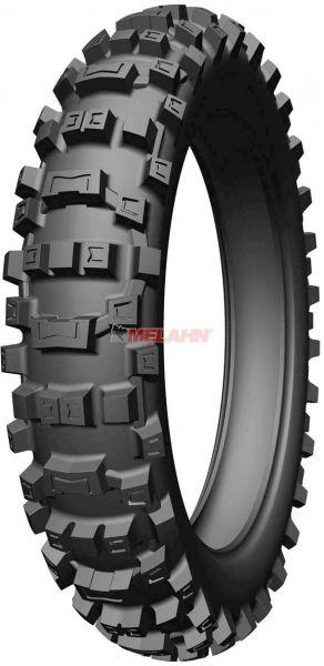 MICHELIN Reifen: AC10 100/100-18 (mit Straßenzulassung)