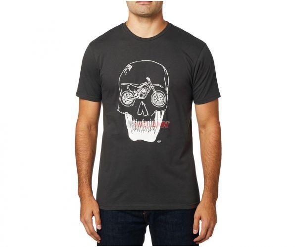 FOX Premium T-Shirt: Growler, black vintage