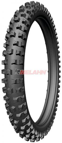 MICHELIN Reifen: AC10 80/100-21 (mit Straßenzulassung)