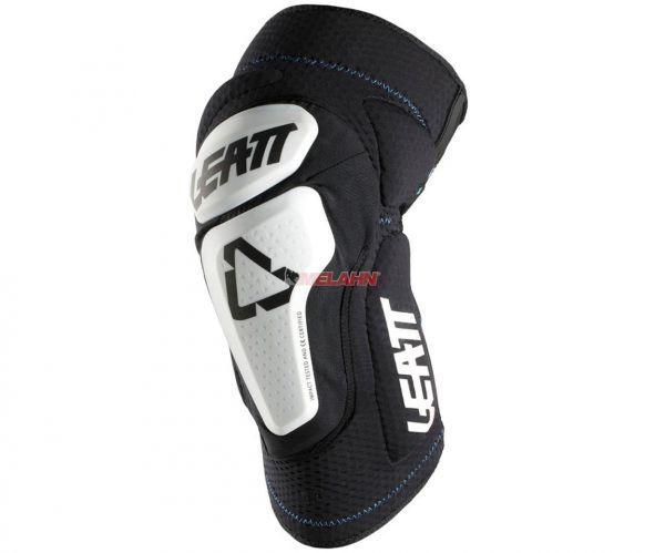 LEATT Knieprotektor (Paar): 3DF 6.0, weiß