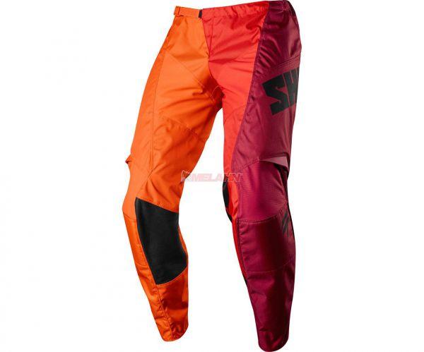 SHIFT Hose: Whit3 Tarmac, orange,