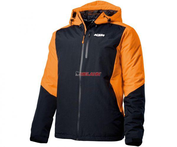 KTM Jacke: Orange, orange/schwarz