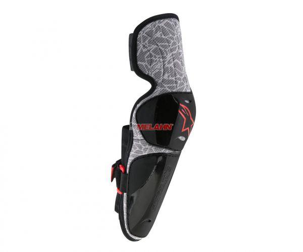 ALPINESTARS Ellenbogenprotektor (Paar): Vapor Pro, schwarz/grau