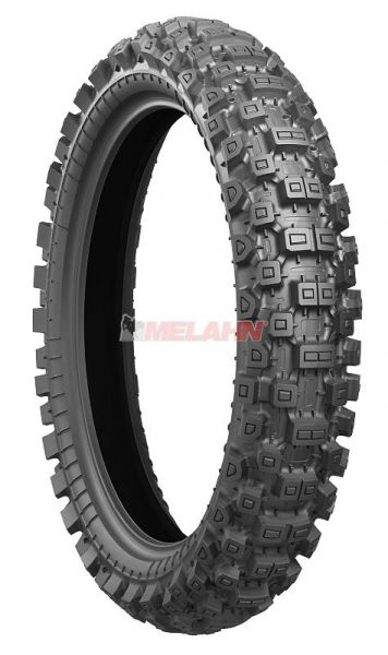 BRIDGESTONE Reifen: X40 110/100-18