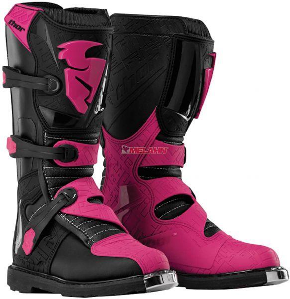 THOR Girls Stiefel: Blitz, pink