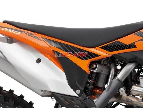 KTM Filterkastendeckel, SX/SMR 13-15 / EXC 14-16, weiß 2011