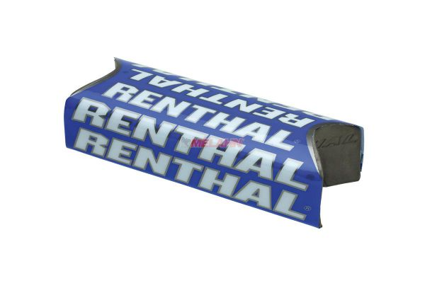 RENTHAL Lenkerpolster: Fatbar Team Issue, blau