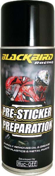 BLACKBIRD Pre-Sticker Spray, 400ml