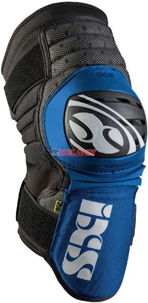 IXS Knieprotektor (Paar): Dagger, blau