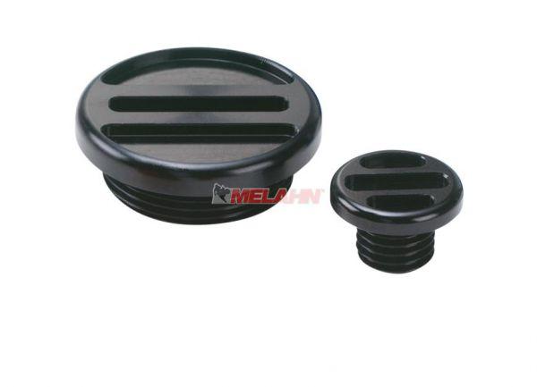 SUNLINE Aluminium-Motordeckel-Kit KXF450 06-08, schwarz