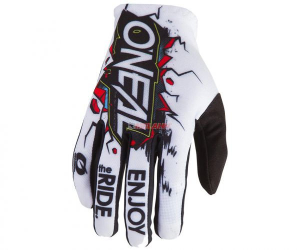 ONEAL Handschuh: Matrix Villain, weiß/multi
