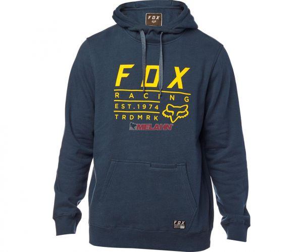 FOX Hoody: Lockwood, navy