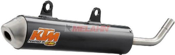 KTM FMF SIX DAYS Werksenddämpfer, 200-300 EXC 98-10
