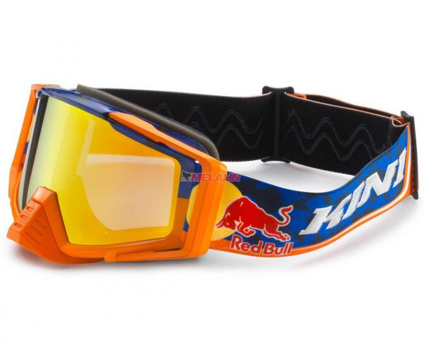 KINI-Red Bull Brille: Competition, navy/orange