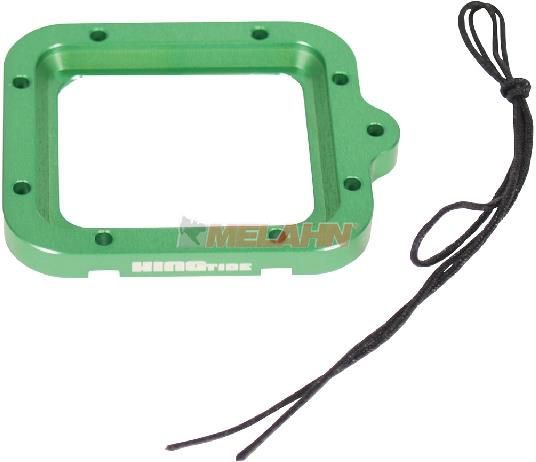 KINGTIDE GoProSicherung: Safety Lense Ring, für HERO 3, grün