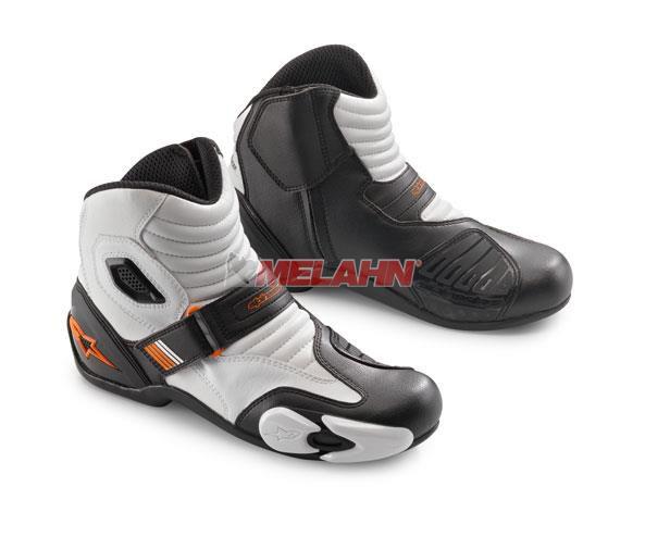 ALPINESTARS Stiefel: S-MX 1, weiß/schwarz