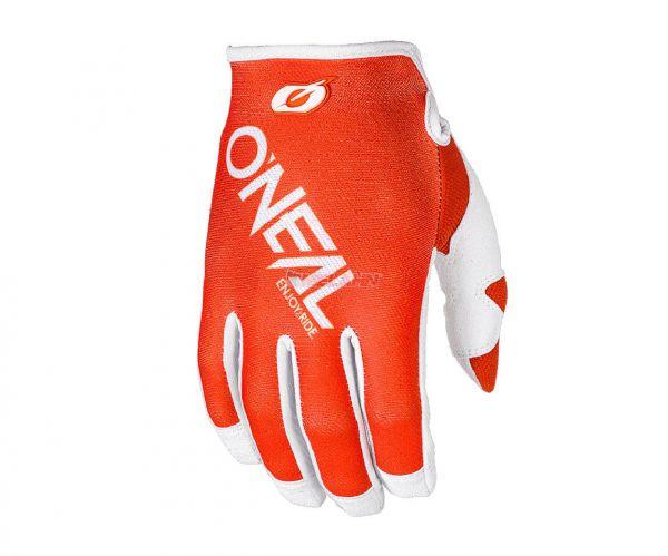 ONEAL Handschuh: Mayhem, Twoface, orange/weiß