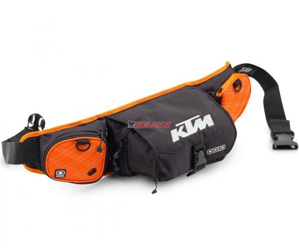2019 echt Trennschuhe zu verkaufen KTM Gürteltasche: Corporate Comp Belt, schwarz/orange
