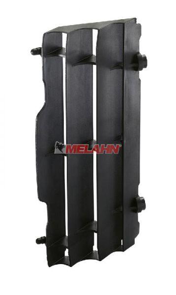 KTM Kühlerschutz, einzeln SX 07-15 / EXC/SMR 08-16, schwarz