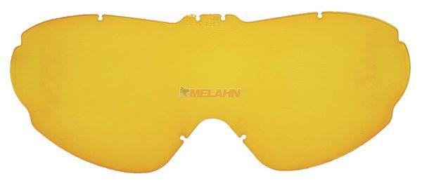 SCOTT Ersatzglas Voltage, kratzfest, gelb