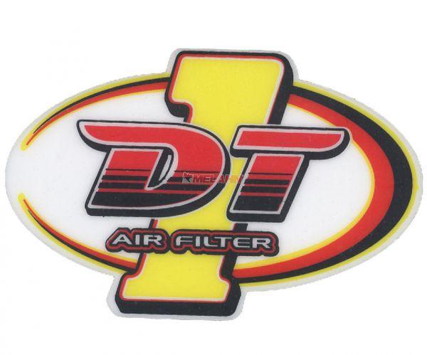 DT-1 Aufkleber: Logo, 9x6cm
