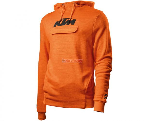 KTM Hoodie: Pure, orange