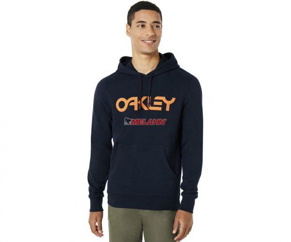 OAKLEY Hoody: B1B, petrol