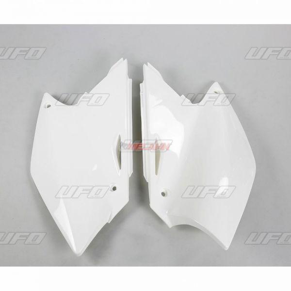 UFO Seitenteile (Paar) KXF 250 04-05, weiß