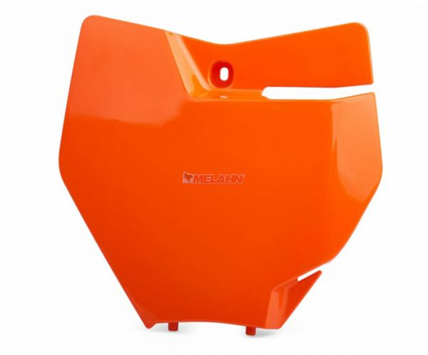 POLISPORT Starttafel KTM SX 19-, orange
