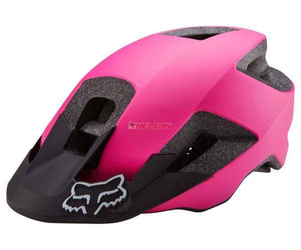 FOX Girls MTB-Helm: Ranger, pink