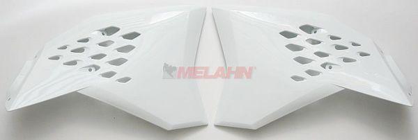UFO Spoiler (Paar), 65 SX 09-15, weiß