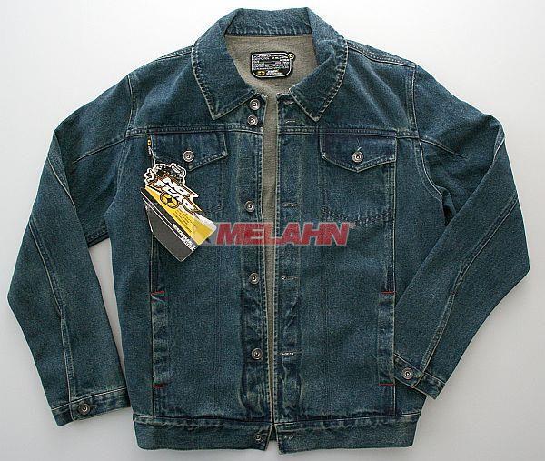 NO FEAR Jeans-Jacke: Pro Stock, Dirty Look