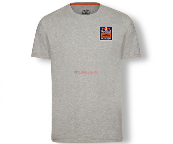 KTM RED BULL T-Shirt: KTM Racing Team, grau