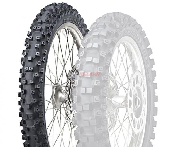 DUNLOP Reifen: Geomax MX53, 80/100-21