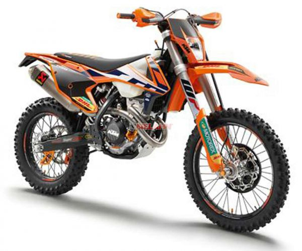 KTM Dekor-Kit Factory Enduro, EXC 2017-2019