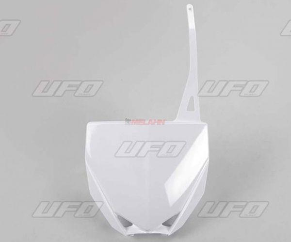 UFO Starttafel YZ 85 15-, weiß