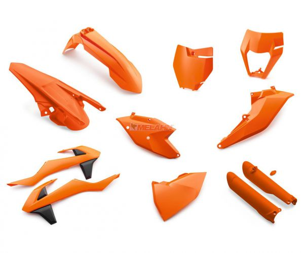 KTM Plastik-Kit SX 16-18 (außer 250 2T 16) / EXC 17-19, orange