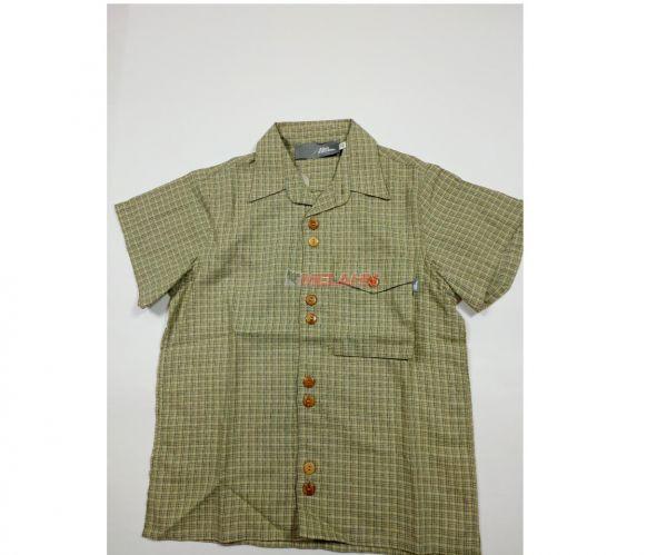 NO FEAR Kids Hemd, Gr.10/Jahre, beige