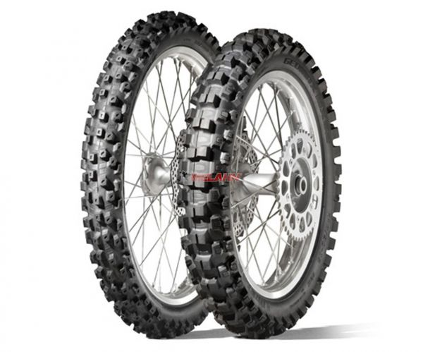 DUNLOP Reifen: MX-52, 90/100-14 (hinten)
