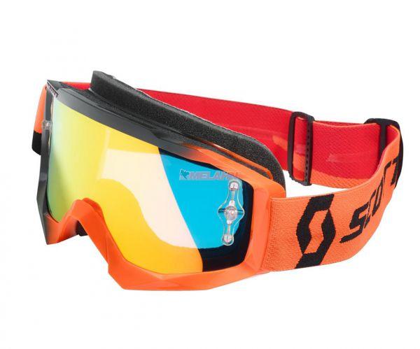 SCOTT Brille: Hustle KTM, orange