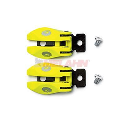 SIDI Schnallen Crossfire (Paar), neon-gelb
